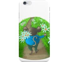 Gathering Daisies iPhone Case/Skin