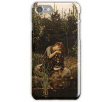 Viktor Vasnetsov - Alyonushka  iPhone Case/Skin