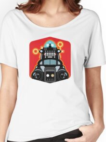 Robbie the Robot from Forbidden Planet Women's Relaxed Fit T-Shirt