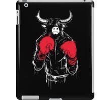 RAGING BULL iPad Case/Skin
