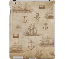 Vintage Expedition, A Collection of Ships iPad Case/Skin