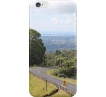View of Tauranga from the Minden Lookout in Tauranga iPhone Case/Skin