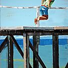 On The Jetty by Claire McCall