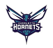 Charlotte Hornets Photographic Print