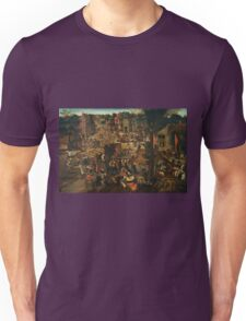 Pieter Brueghel the Younger - Adoration of the Magi Unisex T-Shirt