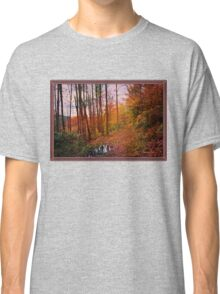 Somewhere in Time ~ A Logging Trail Classic T-Shirt
