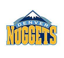 Denver Nuggets Photographic Print