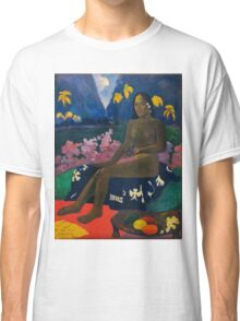 Paul Gauguin - The Seed of the Areoi  Classic T-Shirt