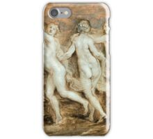 Peter Paul Rubens - The Three Graces iPhone Case/Skin