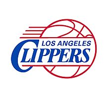 Los Angeles Clippers Photographic Print