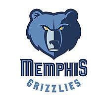 Memphis Grizzlies Photographic Print