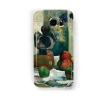 Paul Gauguin - Still Life with Profile of Laval Samsung Galaxy Case/Skin
