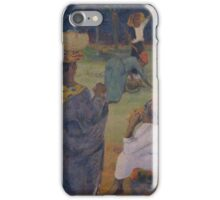 Paul Gauguin - The mangoes at Martinique iPhone Case/Skin