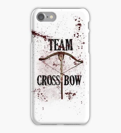 Team Crossbow iPhone Case/Skin
