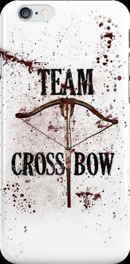 Team Crossbow by kittenofdeath