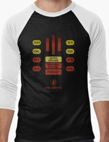 Knight Rider Men's Baseball ¾ T-Shirt