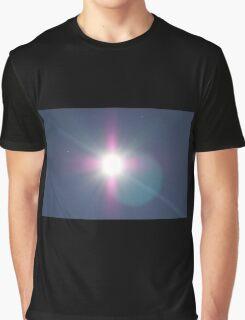 moon cross Graphic T-Shirt