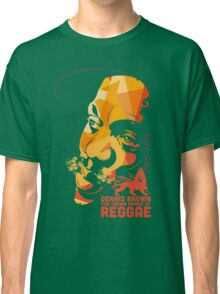 Dennis Brown The Crown Prince Of Reggae Classic T-Shirt