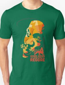 Dennis Brown The Crown Prince Of Reggae Unisex T-Shirt