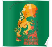 Dennis Brown The Crown Prince Of Reggae Poster