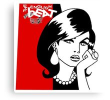 The English Beat Canvas Print