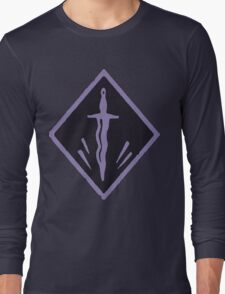 Uncharted 4 - MP Indra's Eternity Symbol Long Sleeve T-Shirt