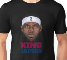 LEBRON JAMES TEE Unisex T-Shirt