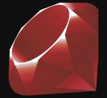 ruby logo Kids Tee