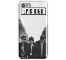 epik high iPhone Case/Skin