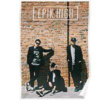 epik high poster Poster