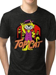 Top Cat Tri-blend T-Shirt