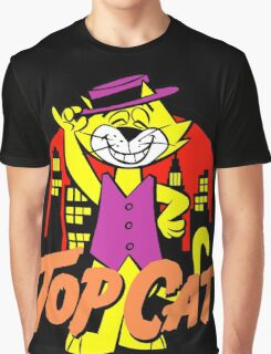 Top Cat Graphic T-Shirt