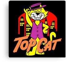 Top Cat Canvas Print