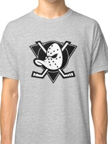 The Mighty Ducks Black Classic T-Shirt