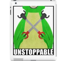 UNSTOPPABLE REX iPad Case/Skin