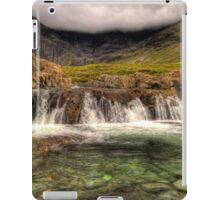 Isle of Skye, The Fairy Pools iPad Case/Skin