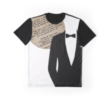 Paper Moon Tuxedo Graphic T-Shirt