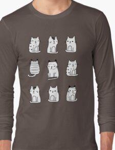 Little cats Long Sleeve T-Shirt