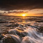 Sunrise and a Soaking by Silvia Tomarchio