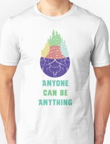 Zootopia - Anyone Can Be Anything [WHITE] T-Shirt