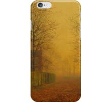 John Atkinson Grimshaw - Evening Glow  1884   Landscape  iPhone Case/Skin