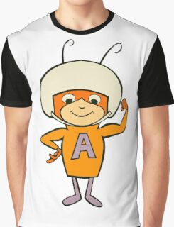 Atom Ant Graphic T-Shirt