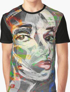 Raw Beauty Graphic T-Shirt