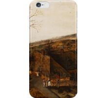 Jacob Grimmer - The Spring .Landscape  iPhone Case/Skin