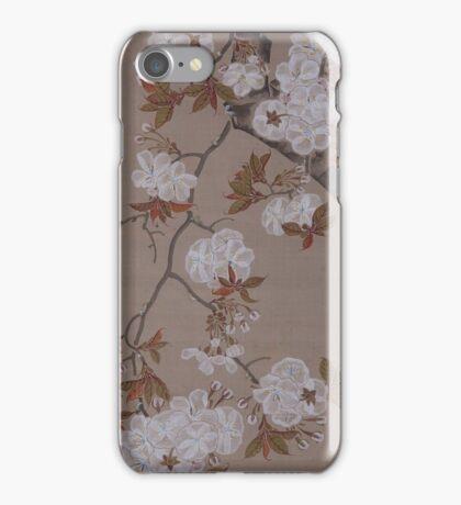Hirose Kain - Cherry Blossoms . Japanese Still Life  iPhone Case/Skin