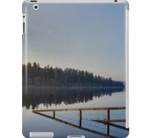 Loch Ken Reflections iPad Case/Skin