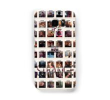 Wall of pictures Samsung Galaxy Case/Skin
