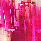 Pink Abstract  by Carolynne