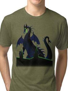 RAGE OF MALEFICENT Tri-blend T-Shirt