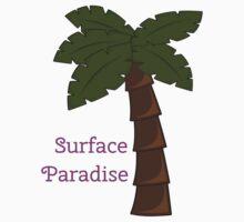 Balmy Surfers Paradise  One Piece - Short Sleeve